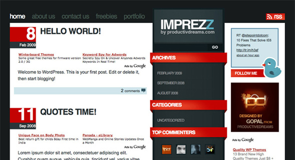 13_free_high_quality_wordpress_themes_for_professional_blogging