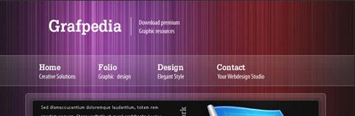 grafpedia-web-design-studio-layout
