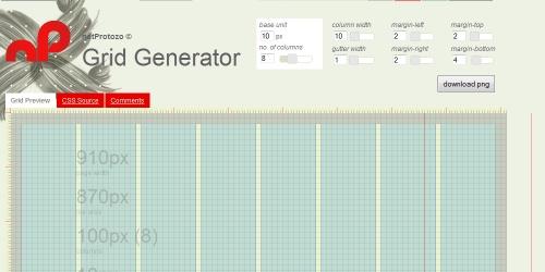 grid-geenrator-by-netprotozo