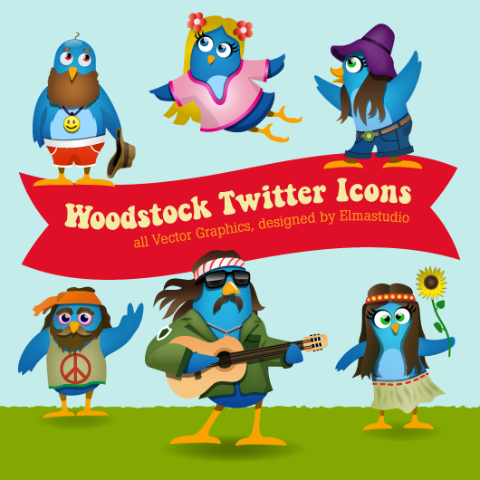 twitter-icon-set-woodstock