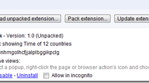 creer google chrome extension