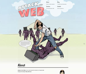 attackoftheweb