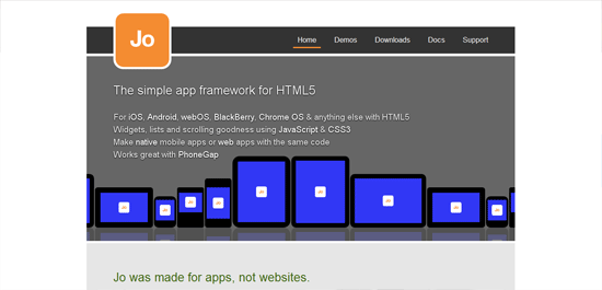 jo html5