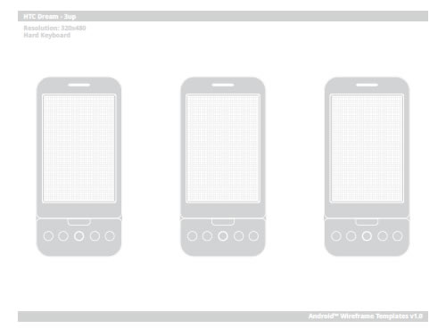 mobile printable wireframing